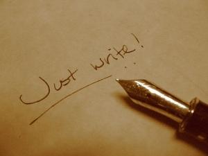 just-write